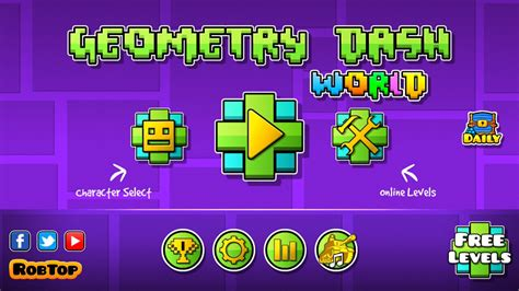 geometry dash full version last level download geometry dash world 1 03 android apk free