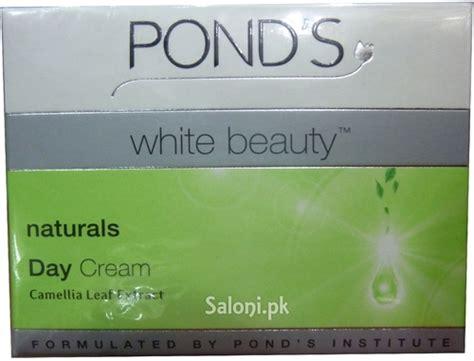 Ponds Whitening Exfoliating Scrub pond s white naturals day 50 grams saloni