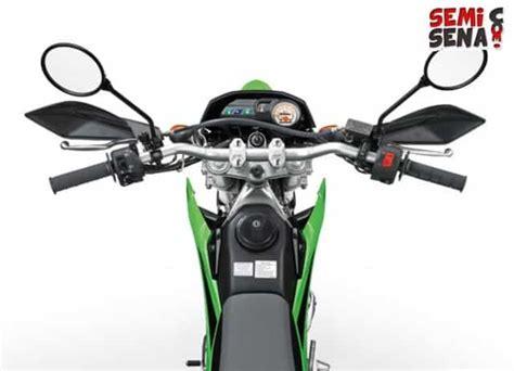 Kawasaki Klx Bf harga kawasaki klx 150 bf review spesifikasi gambar