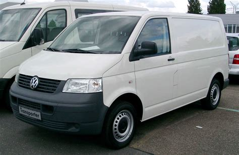 description vw t5 transporter front 20080811 jpg