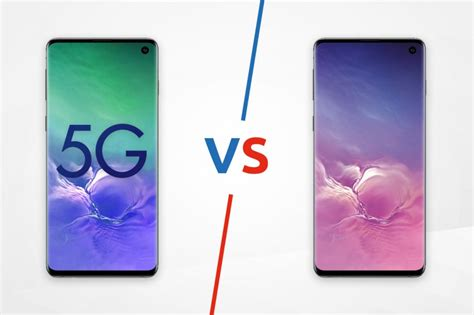 Is Samsung Galaxy S10 Plus 5g by Samsung Galaxy S10 5g Vs Galaxy S10 Trusted Reviews