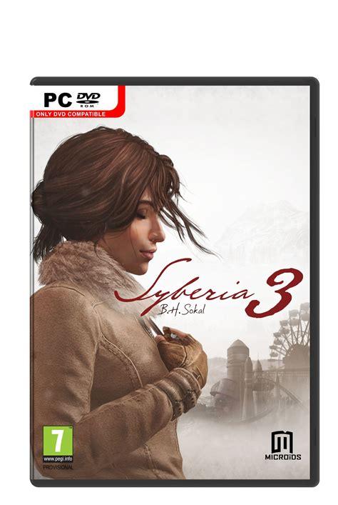 Syberia Jeu Playstation 3 syberia 3 le jeu de beno 238 t sokal ne sortira pas en 2016 voici les raisons