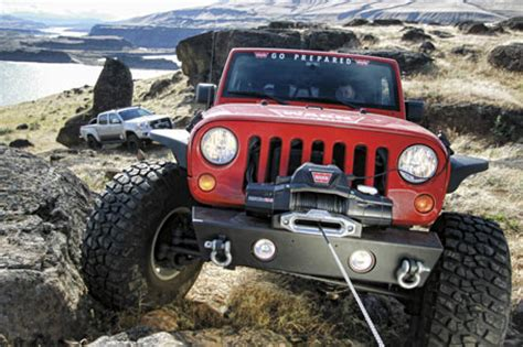Jeep Wench Warn Industries The All New Warn Zeon The Next