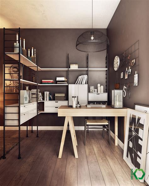 designing a home office a charming eclectic home inspired by nordic design