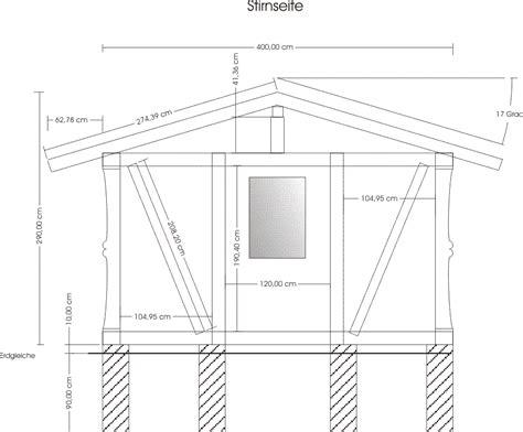 Plan Gartenhaus Selber Bauen 5553 by Gartenhaus 1 Bauzeichnung Mit Bild