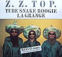 Zz Top La Grange Clip by Snake Boogie Zz Top Rockpalast 1980 Rock Peaks