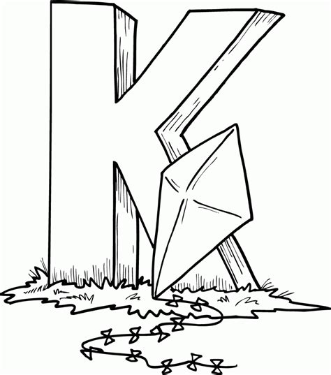 coloring pages with kites free printable kite coloring pages for kids