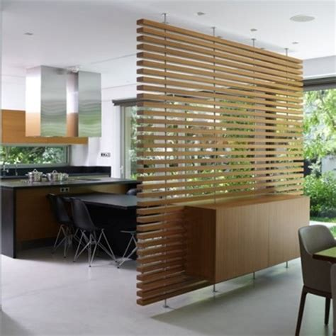 Open Plan Kitchen Divider by Home Dzine Home Decor Modern Solutions For Dividing Open