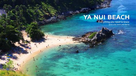 best phuket beaches nai harn beach guide everything you need to know about