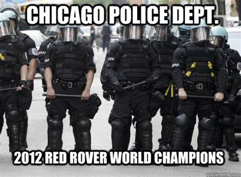 Chicago Memes Facebook - chicago police dept 2012 red rover world chions red
