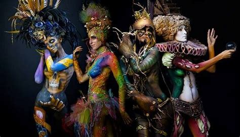 swiss painting festival swiss bodypainting festival nel week end a lugano