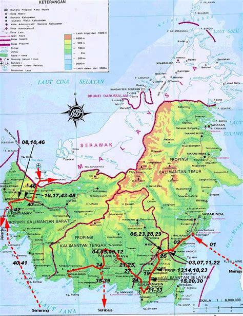 Borneo Kalimantan weltrekordreise asien indonesien kalimantan borneo