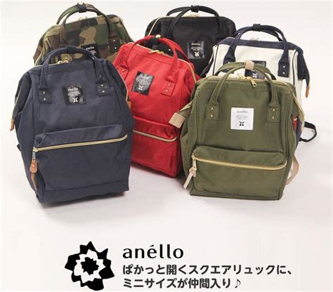 Tas Ransel Anello Handle Oxford Cloth Backpack Hitam L anello tas ransel oxford 600d size l white