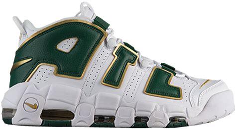 Sepatu Nike Uptempo Air More High White nike air more uptempo atlanta white