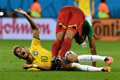 Neymar Schwalbe The World Cup Flopping Rankings Wsj
