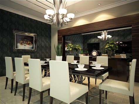 contemporary dining room ideas style your dining room with modern twist