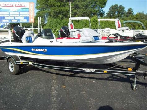 bass boats for sale wisconsin stratos boats for sale in wisconsin