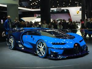 Show Me A Picture Of A Bugatti Bugatti Previews Veyron Successor With Vision Gt Concept