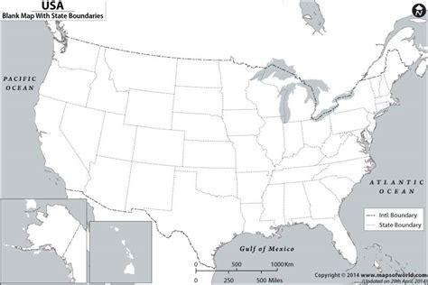 blank map of usa pdf blank map of usa us blank map usa outline map