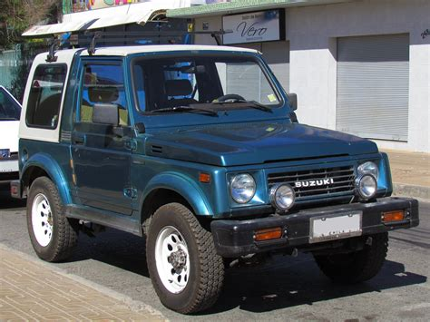 how to work on cars 1989 suzuki sj free book repair manuals file suzuki samurai sj 413 qx 1989 15565504501 jpg wikimedia commons