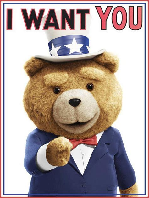 i want you ted blank template imgflip