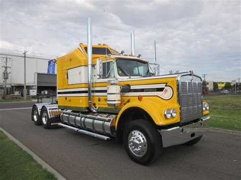 100 New Kenworth Trucks For Sale Australia Cummins