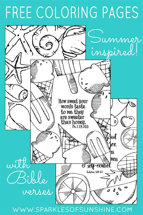 free coloring pages bible verses summer inspired free coloring pages with bible verses
