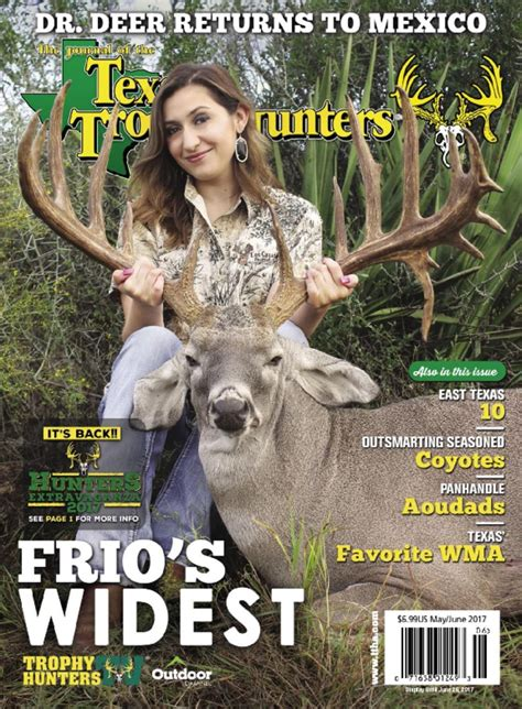 The Journal of the Texas Trophy Hunters Magazine (Digital