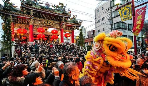 new year in yokohama japan chinatowns in japan