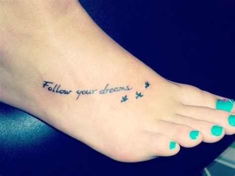 tattoo quotes for your feet 50 latest foot quotes tattoos