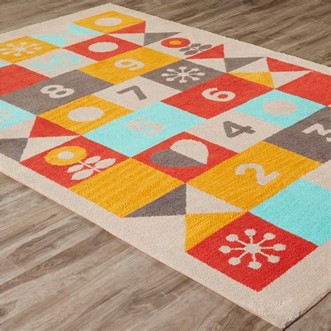 hopscotch rug hop scotch rug rugs ideas