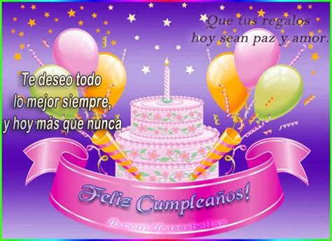 imagenes bonitas de feliz cumpleaños para una prima 10 imagenes o postales para cumplea 241 os imagenes tiernas