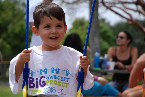 biggest swing set in the world backyard discovery breaks guinness world record for
