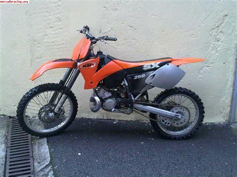 2001 Ktm 250sx Ktm 250 Sx 2001 Venta De Motos De Carretera Enduro O Cross