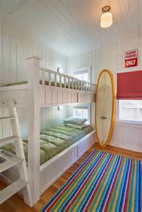 bunk rooms small beach cottage with inspiring coastal interiors home bunch interior design ideas