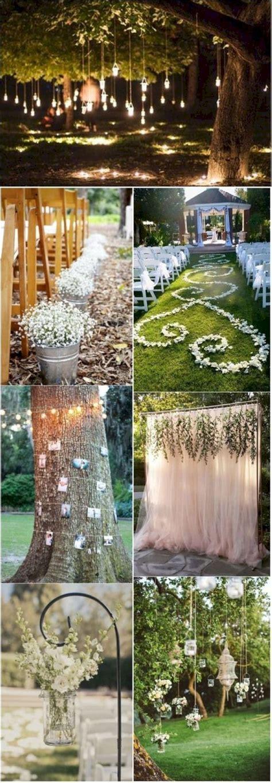 Elegant outdoor wedding decor ideas on a budget 31   VIs Wed