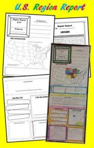 State Book Report Rubric by Us Regions On Social Studies Geography And States And Capitals