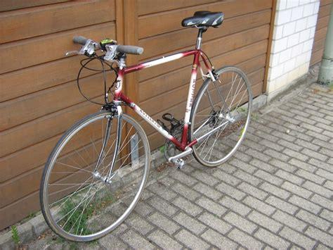Altes Rennrad Lackieren by Altes Raleigh Rennrad In Fitnessbike Umbauen Fahrrad