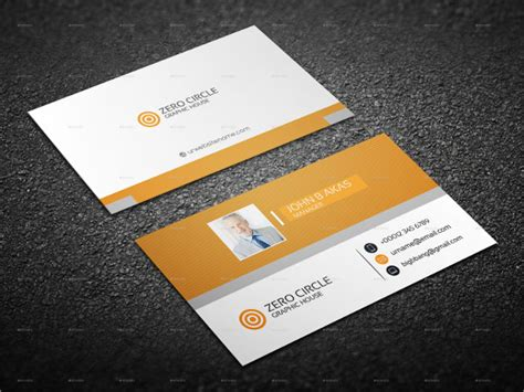 personal business card templates psd 22 personal business cards free psd vector ai eps