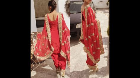 Top Cha Nel Premium By Ek Boutique top 5 best designer indian punjabi boutique suits 2017