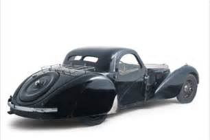 1937 Bugatti Type 57s Atalante Coupe 0905 01 Z 1937 Bugatti Type 57s Atalante Coupe Rear Three