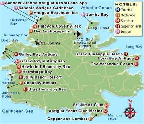 map of sandals antigua antigua resorts antigua vacations antigua stays hotel