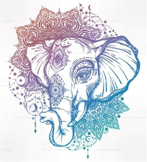 tattoo mandala elefante significado dise 241 os de elefantes hind 250 es en mandalas significado y