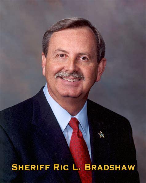 Pbso Inmate Records Sheriff Ric Bradshaw Palm County Sheriff S Office