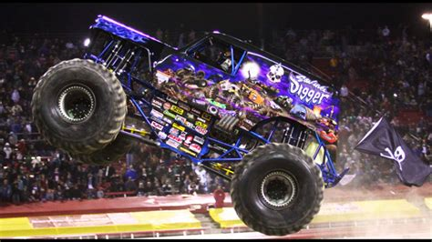 son of grave digger monster truck son uva digger theme song youtube