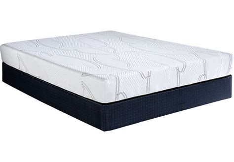 Low Mattress by Serta Delicate Moon Low Profile Mattress Set