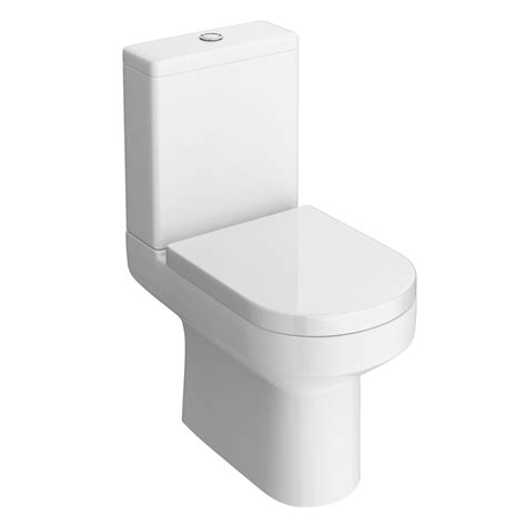 modern toilet metro close coupled modern toilet with soft close seat
