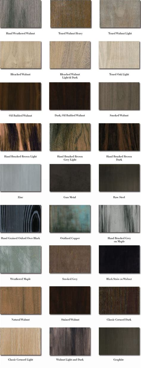 types of grey color best 25 wood stain colors ideas on pinterest stain