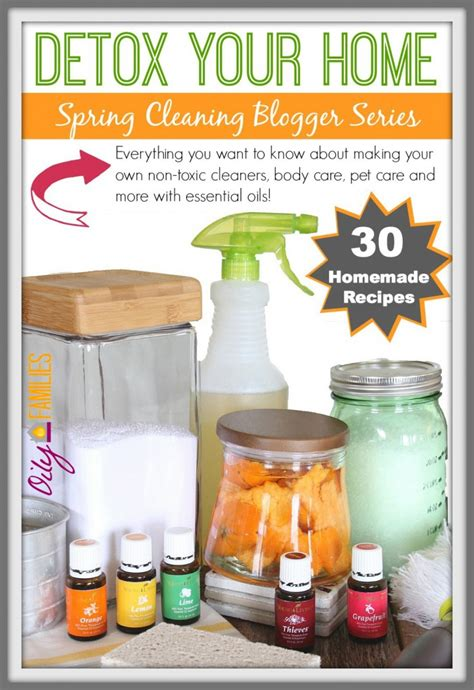 Detox And Cleaners For by Frugal Diy Non Toxic Household Cleaner Saving Dollars