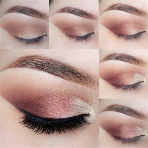 imagenes vintage maquillaje maquillaje de ojos estilo vintage en tonos rosas y